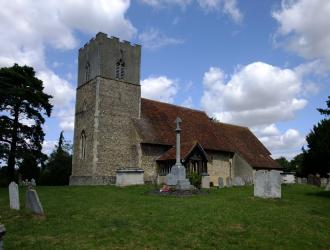 St Marys Church, Great Blakenham