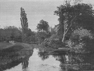 River Gipping, Kindly supplied by Mr & Mrs R Hood
