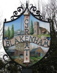 Great Blakenham Parish Council logo